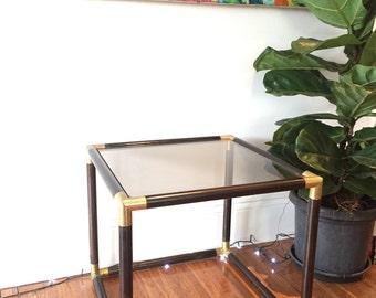 Retro mid century vintage original side bed coffee table