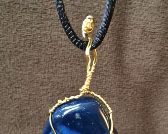 Wire Wrapped Agate
