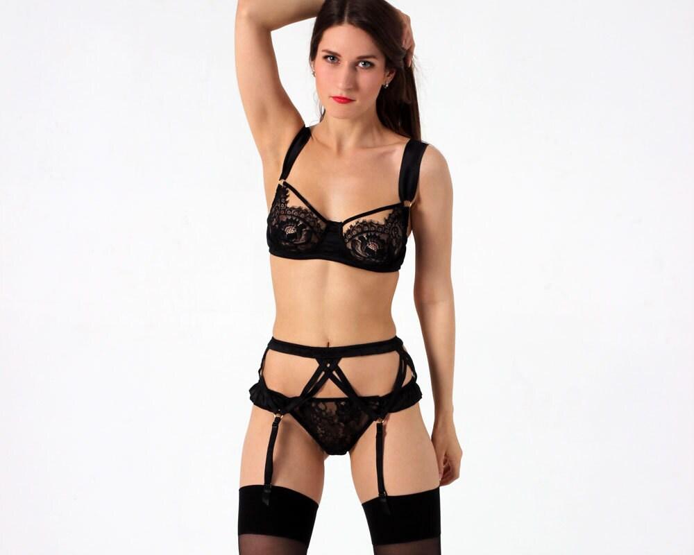 Silk Stockings Lingerie 113