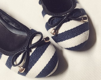 LE Shoes Collection - Flats 002