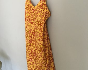 Vintage Jones New York Summer Dress