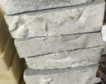 Lemongrass & Clay CP Soap
