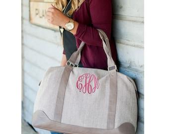 """Shop """"monogram tote bag"""" in Backpacks"""