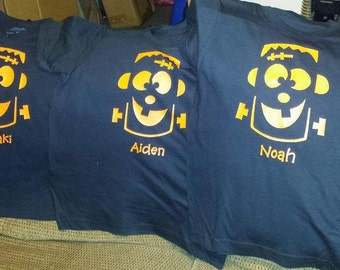 personalized halloween shirts