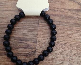 Cross hand bracelet
