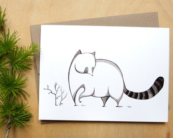 WINTER DEAL - set of 6 greeting cards