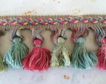 Gorgeous Tassel Fringe