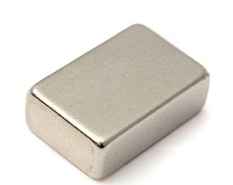 N50 Strong Block Cuboid Rare Earth Neodymium Magnets 1 pcs