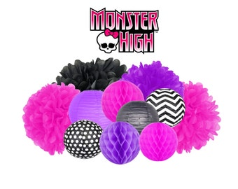 Monster High Party Decoration - Hanging Decoration