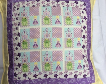 Princess and the Frog Cushion cover