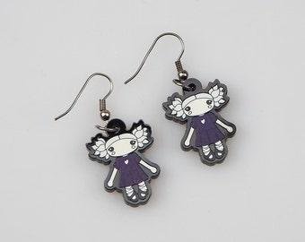 Kawaii Doll Earrings