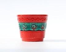 Retro flower pot 168/13