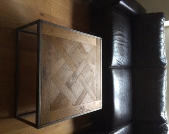 Aged Oak Coffee Table