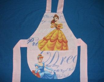 Small Child Disney Princess Apron