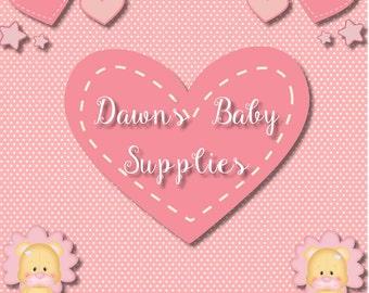 Baby Banner Set, Shop Banner, Shop Banner Set,Graphic Design, Banner Design, Custom Banner, Cover Photo, Premade Banner