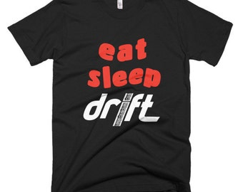 Dift Car Race Short Sleeve Men's T-shirt