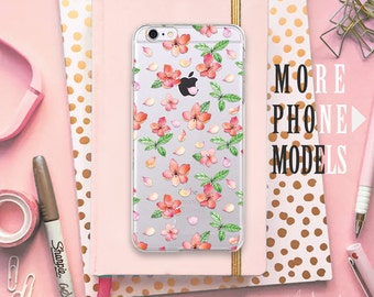 Floral iPhone Case, GF, iPhone 6s plus, iPhone 6 plus, iPhone 6, iPhone 6s, iPhone 5, iPhone 5s, iPhone 5C, iPhone 5 SE, iPhone 4, iPhone 4s