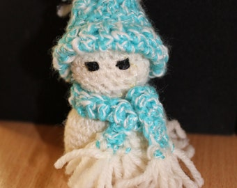 Crochet Snowman