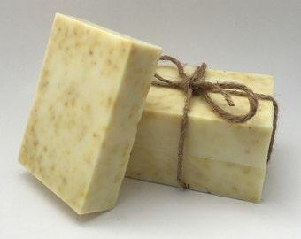 Lemon Zest Handmade Bar Soap