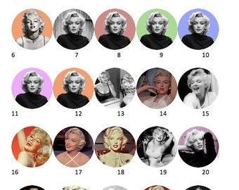 Marilyn Monroe Necklace – LIMITLESS OPTIONS!