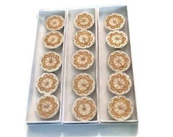 Henna Tealights - Set of 5