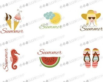 Sugar Stamps for baking custom meringues for holidays, celebrations or anything you like.