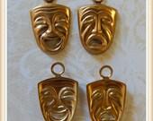 brass raw brass charm comedy tragedy theater E0005