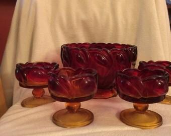 Vintage Tiara Glass