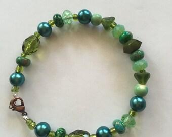Emerald Forest Bracelet