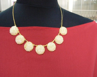 Necklace vintage of the years 60