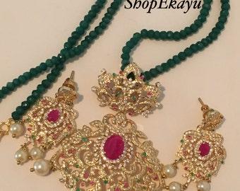 Indian/Bollywood Wedding Jewelry Set