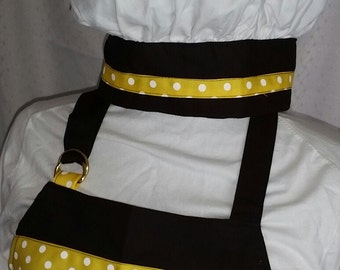 Apron with Chef Hat