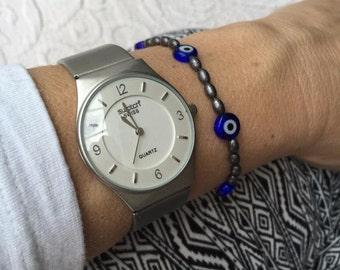 Bracelet Greek Eye
