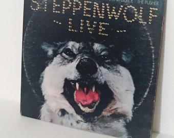 Steppenwolf Live, Vinyl
