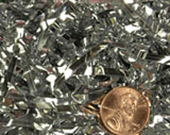 1/2LB (8oz) Silver Mirrorized Metallic Shred