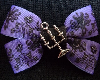 Disney bow - Haunted Mansion