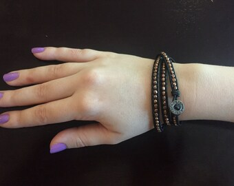 Copper Wrap Bracelet