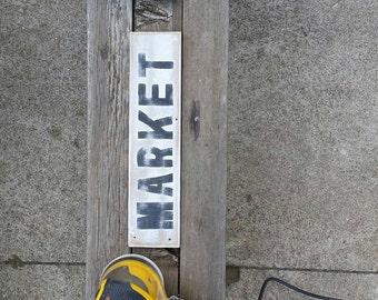 Items Similar To Burlap Corkboard Chalkboard Messageboard