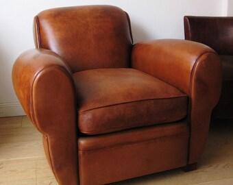 Reissue Club Chair model HENRY