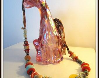Laila Rowe Vintage Necklace.