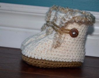 Baby, Toddler, Slipper Boots