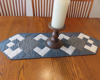 Table Topper   Table Runner   Table Decor   Dining   Blue-Green   Ivory   Bench Decor   Rocking Chair Quilting