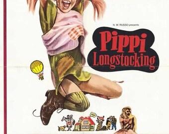Pippi Longstocking (1969) DVD