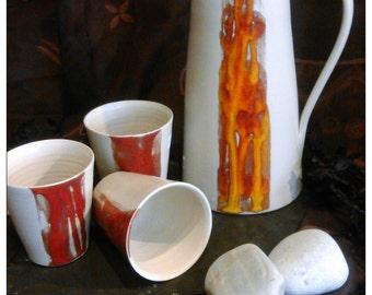 Modern ceramic mug