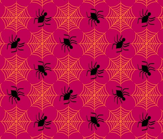 5871-22 pink spider web