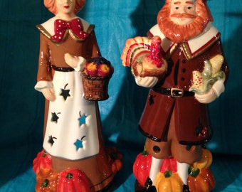 Home Interior Ceramic Decorative Candle Holders