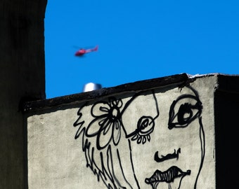 Graffiti from the High Line, NYC