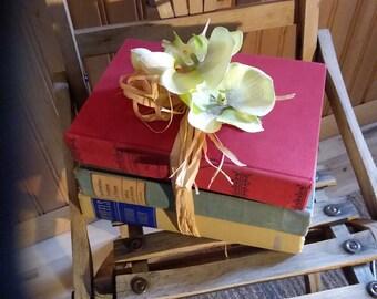 Antique books - set of 3