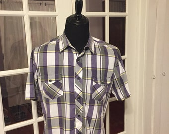 Vintage OP button down shirt