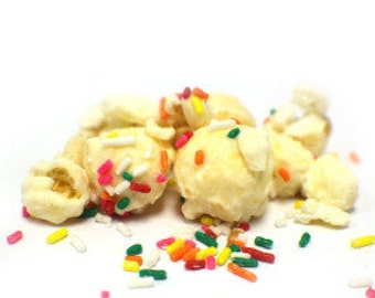 Birthday Cake Popcorn Gourmet Favors Gifts Bridal shower Baby Shower Birthday Party